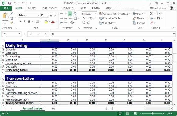 All Worksheets Personal Bud Ing Worksheets Printable