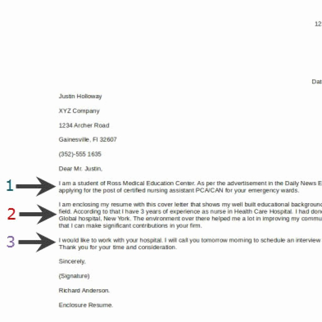 Amazing Parts A Cover Letter – Letter format Writing