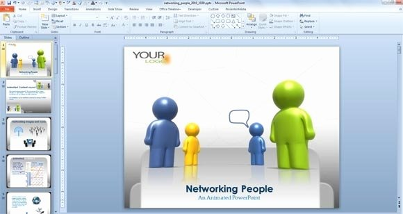 Animated Background Powerpoint Presentation Free Download