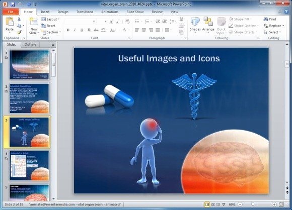 Animated Medical Ppt Templates Free Download Cpanjfo