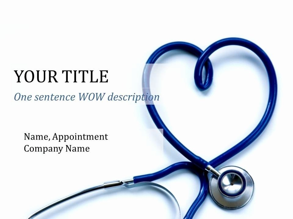 Animated Powerpoint Templates Medical