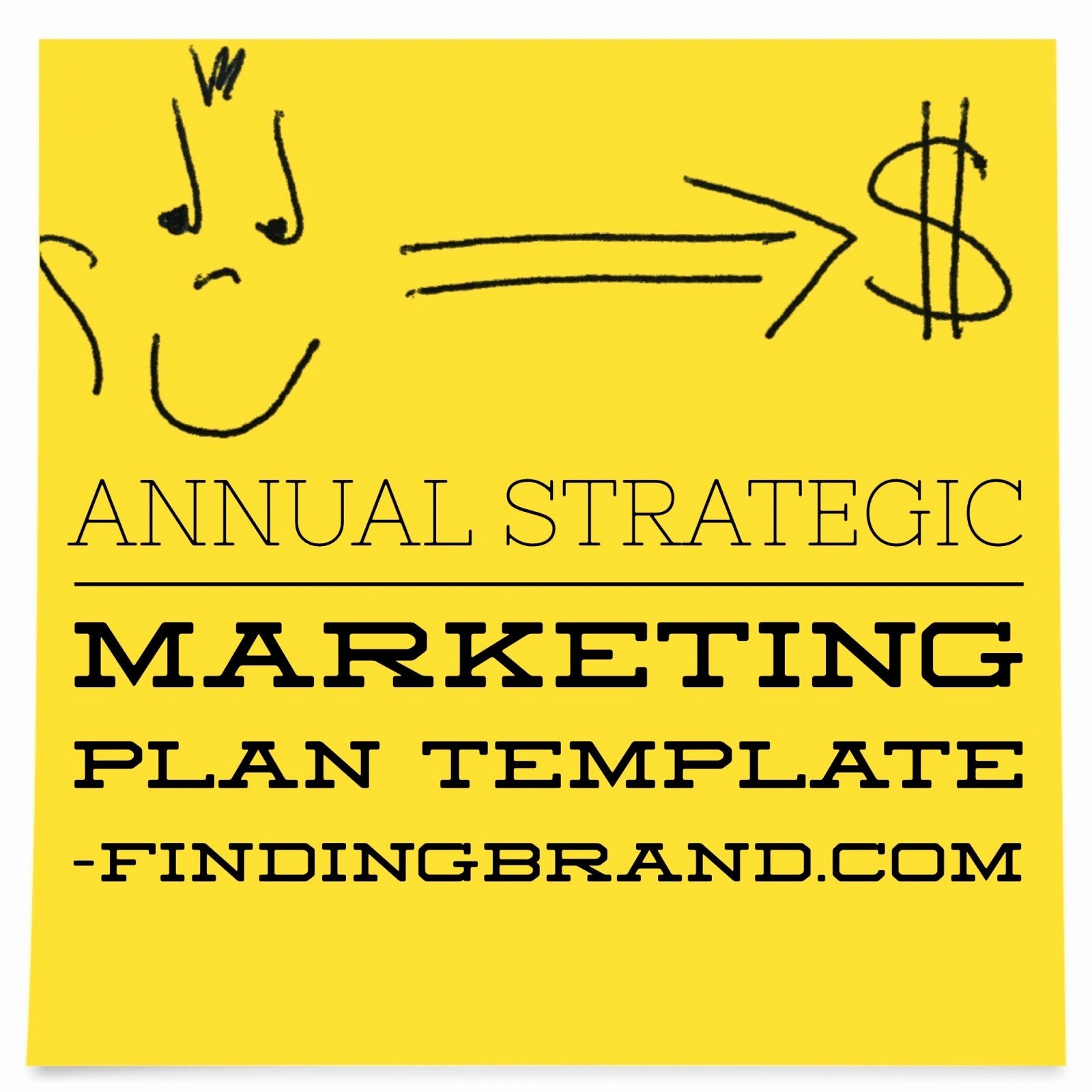 Annual Strategic Marketing Plan Template Paradux Media