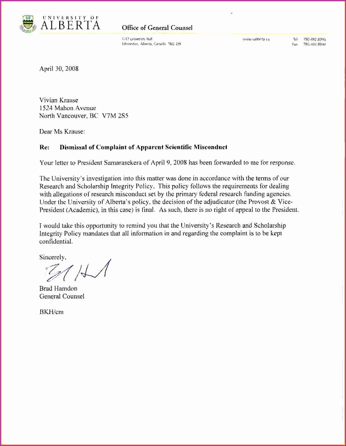 Appeal Letter for Financial Aid Examples Writing A