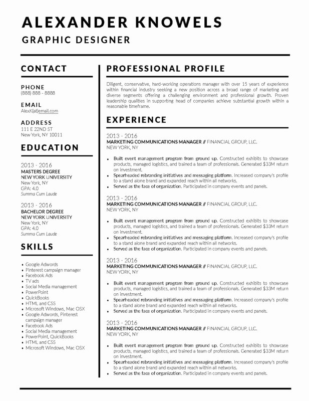 Apple Pages Resume Template Template Design Ideas