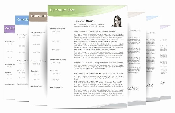 Apple Pages Resume Templates Best Resume Collection