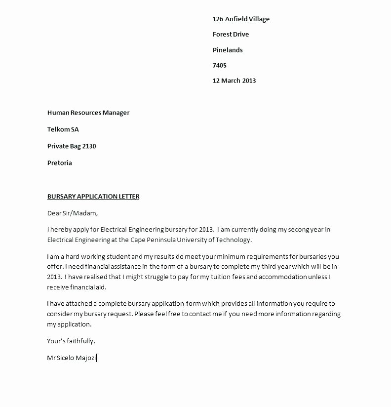Applications Engineering Manager Cover Letter – Resume