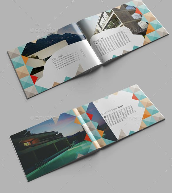 Architecture Brochure Template 43 Free Psd Pdf Eps