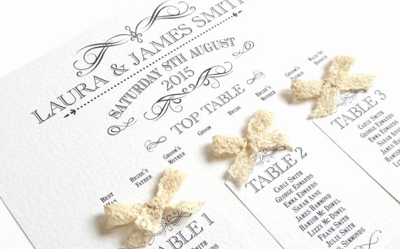 Arranging Your Wedding Seating Plan and Wedding top Table