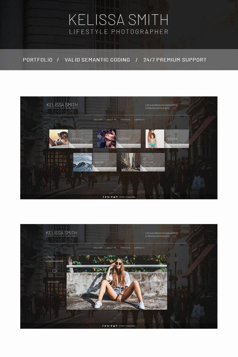 Art & Graphy Website Template