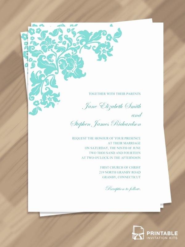 As 217 Melhores Imagens Em Wedding Invitation Templates