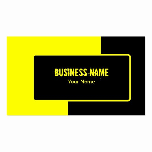 Asphalt Business Card Templates