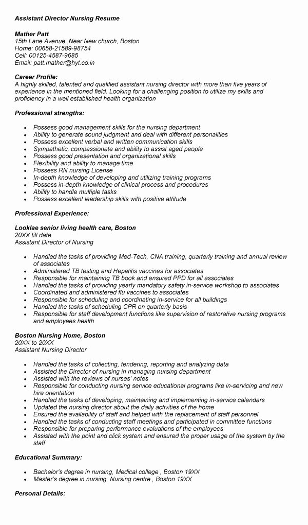 Assistant Director Resume Sle 28 Images assistant