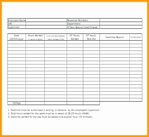 Attorney Billable Hours Template Image Collections