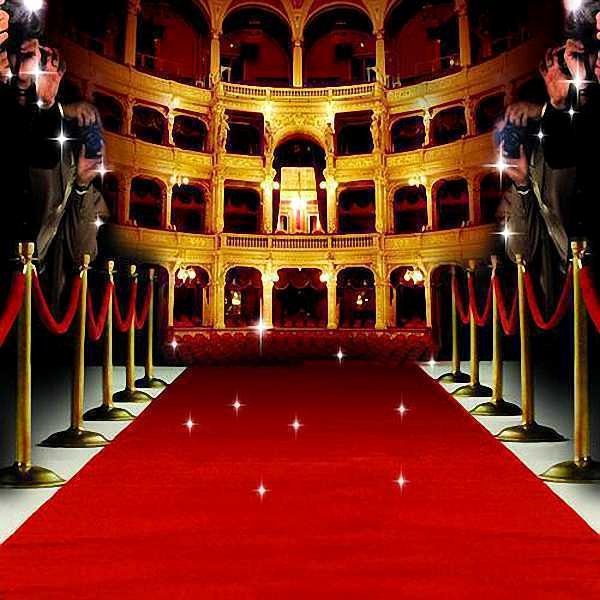 Awards Red Carpet 10 X10 Cp Backdrop Puter Painted