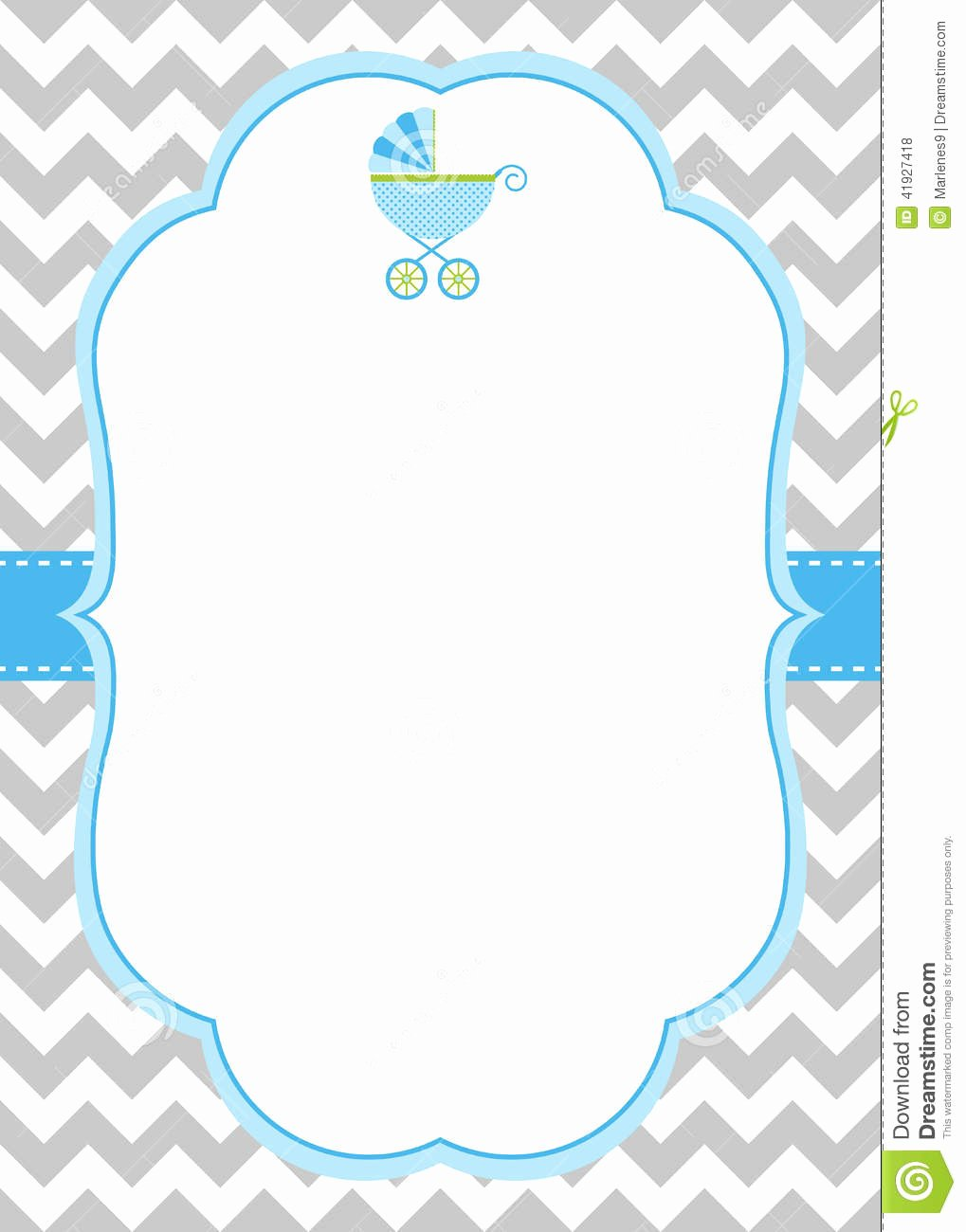 Baby Invitation Templates