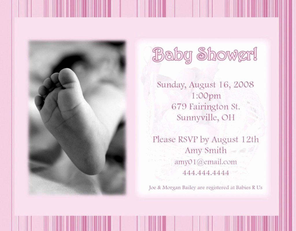 Baby Shower Baby Shower Invitations Cards Designs Card