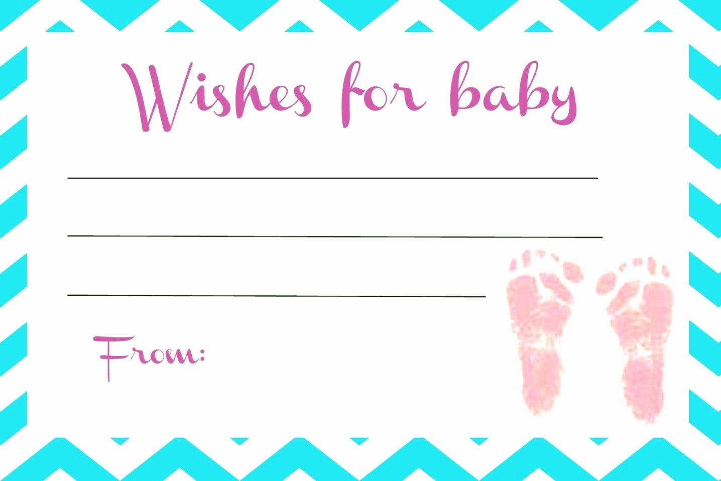 Baby Shower Card Printable Free Template Update234