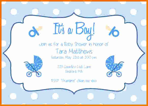 Baby Shower Invitation Template Word – orderecigsjuicefo
