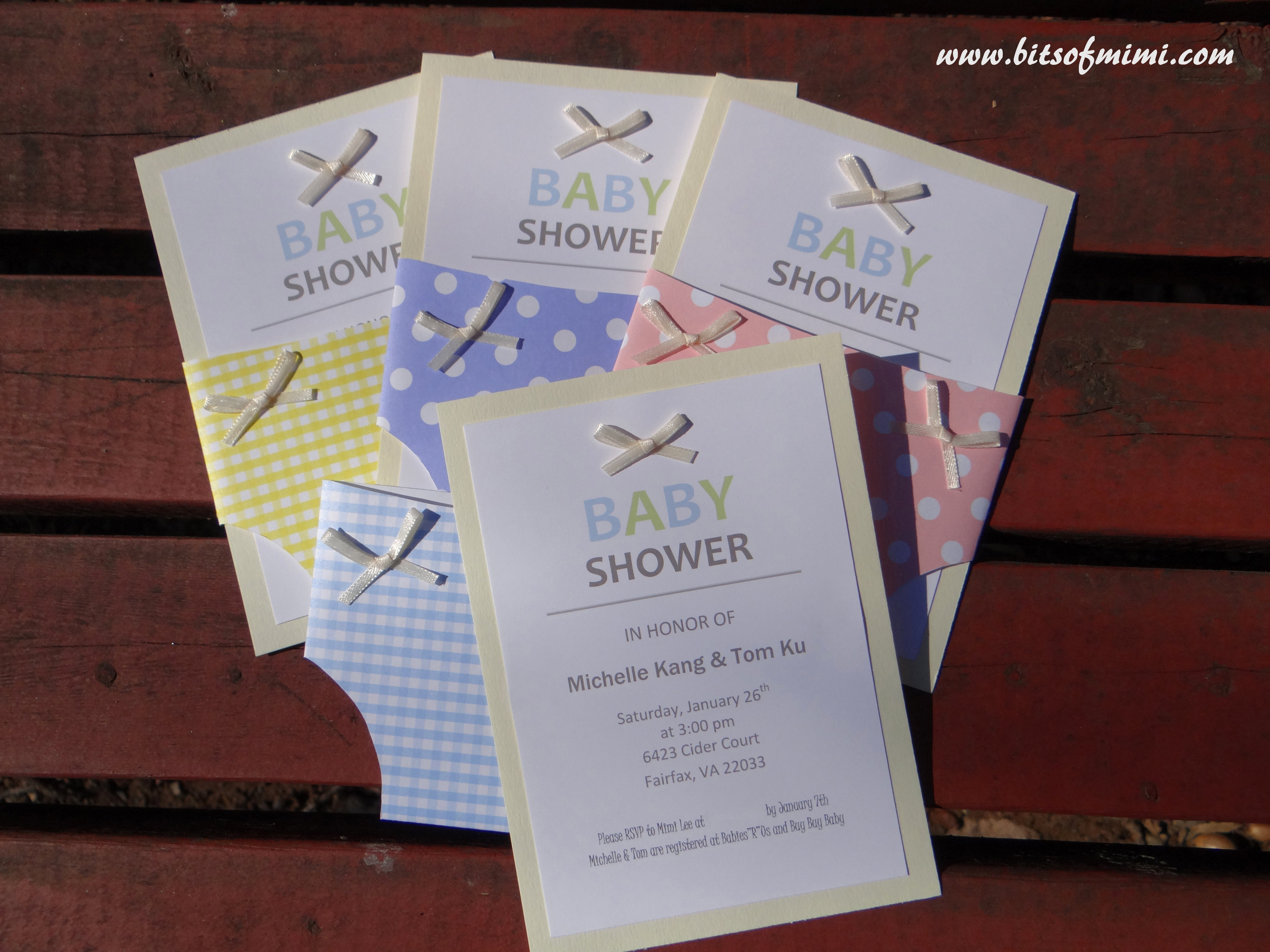 Baby Shower Invitations Make Baby Shower Invitations for