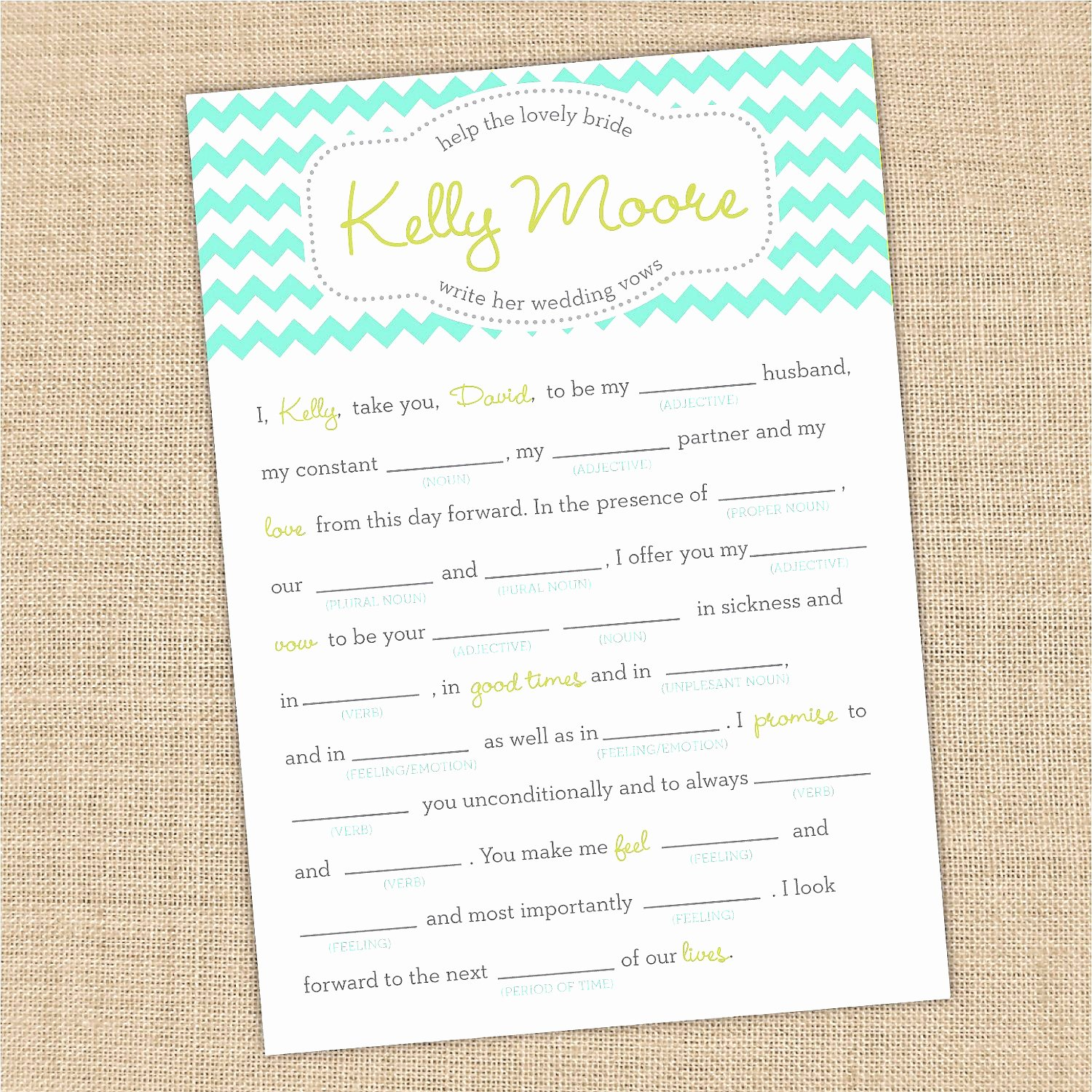 Baby Shower Menu Template Filename
