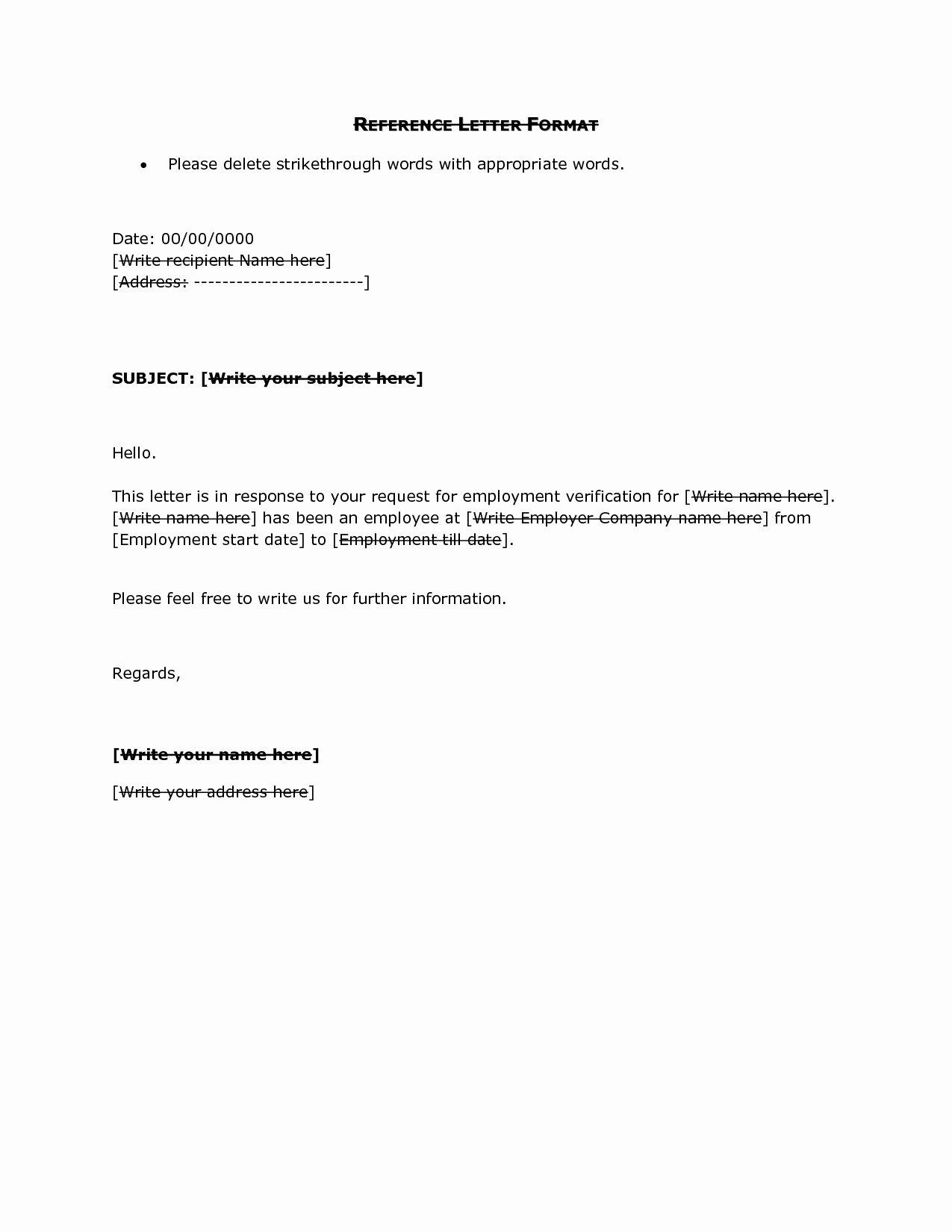 Babysitter Employment Verification Letter Re Mendation