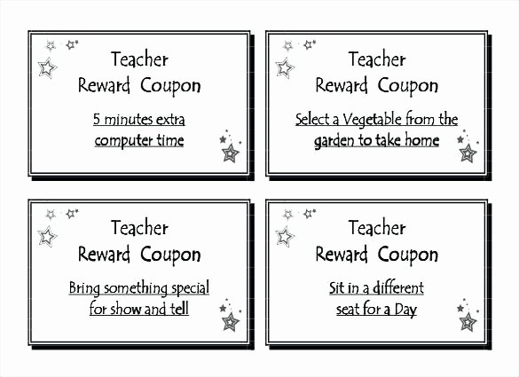 Babysitting Coupon Book Template Free Line Maker