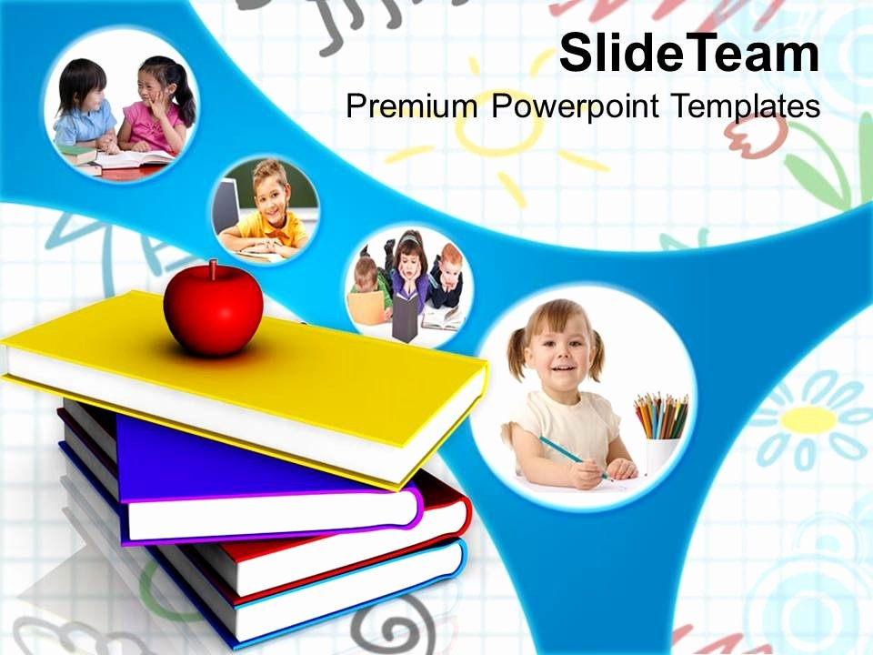 Back to School Activities Education Powerpoint Templates
