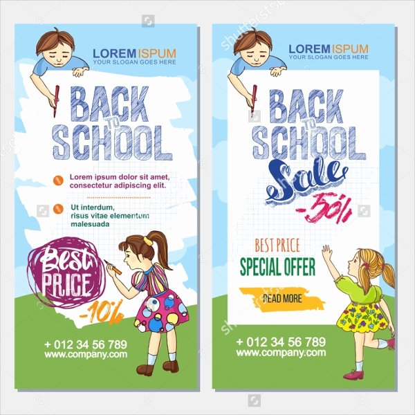 Back to School Poster Template Image Collections