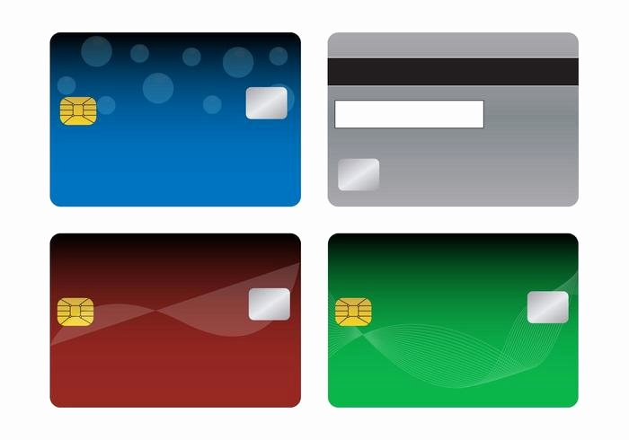 Bank Cards Templates Download Free Vector Art Stock