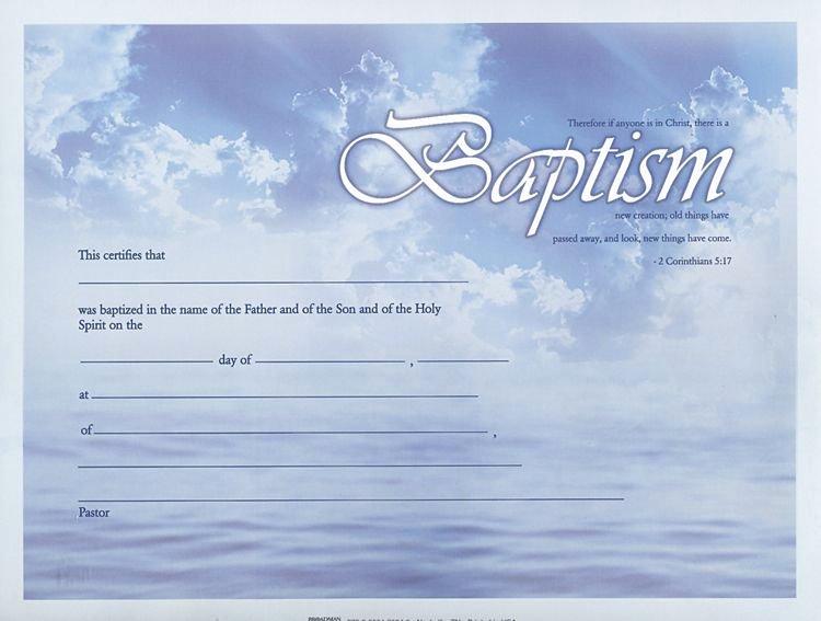 Baptism Certificate Google Search Baptism