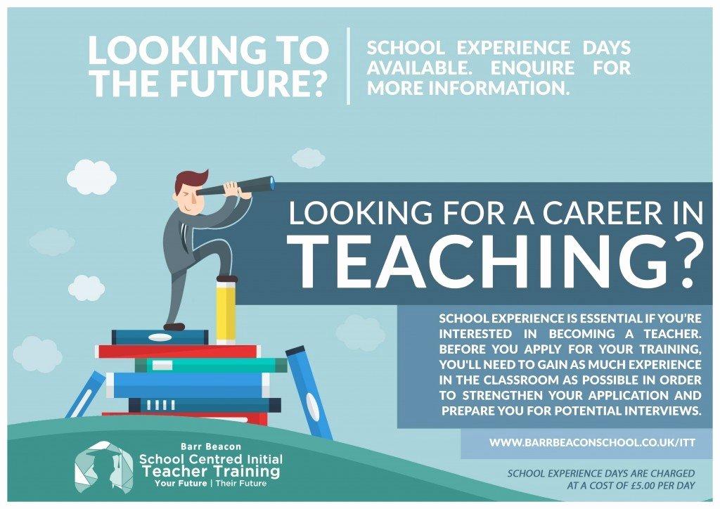 Barr Beacon Scitt School Experience Programme