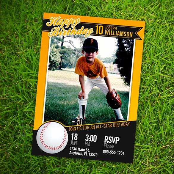 Baseball Card Template – 9 Free Printable Word Pdf Psd
