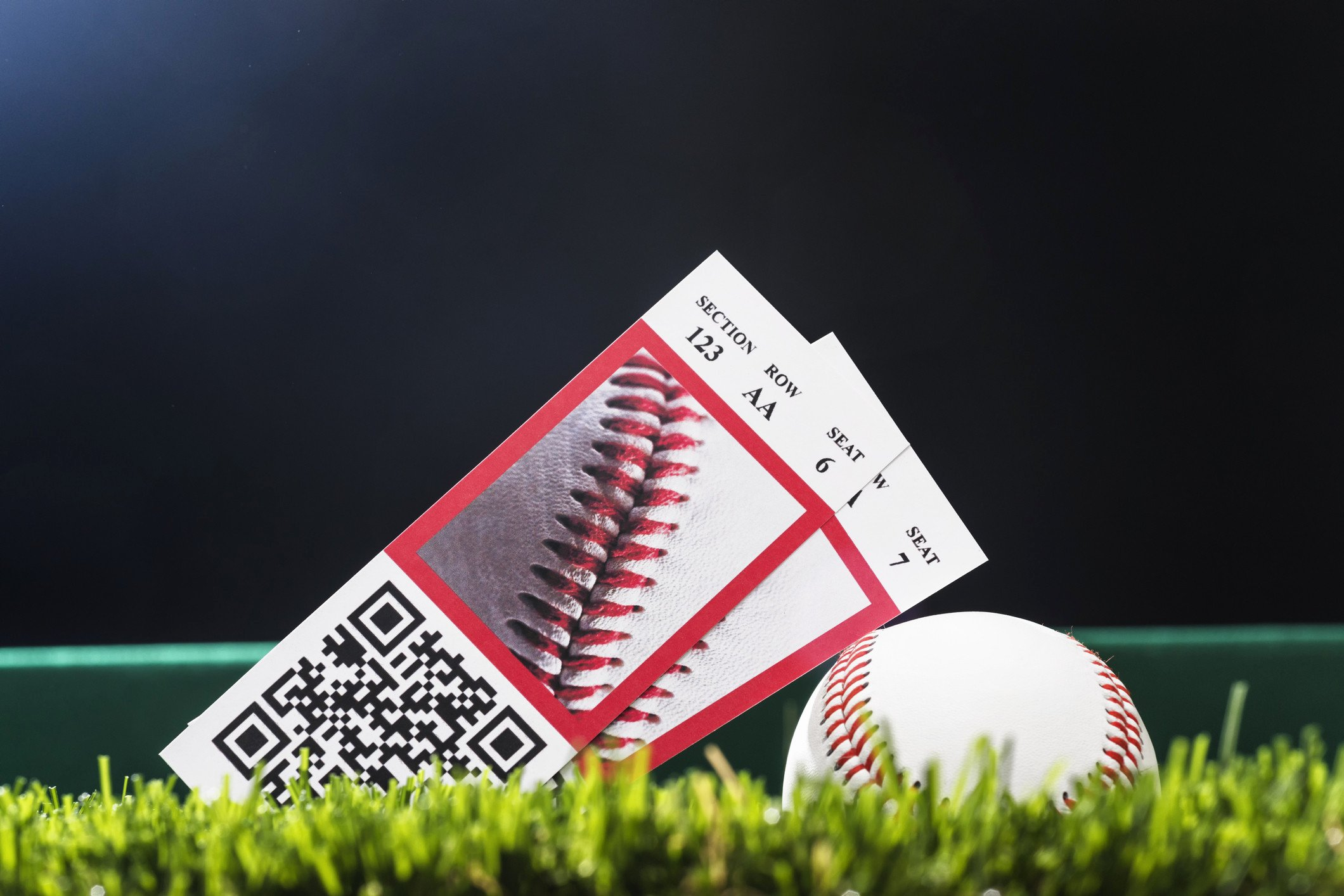 baseball ticket invitations template