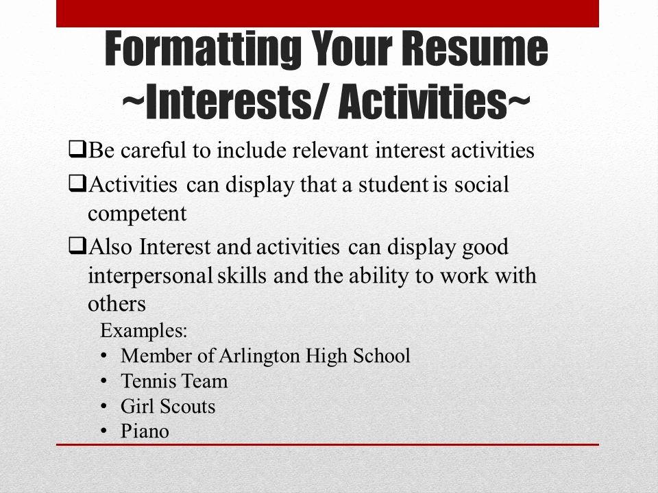 Basic Resume Writing Ppt Video Online