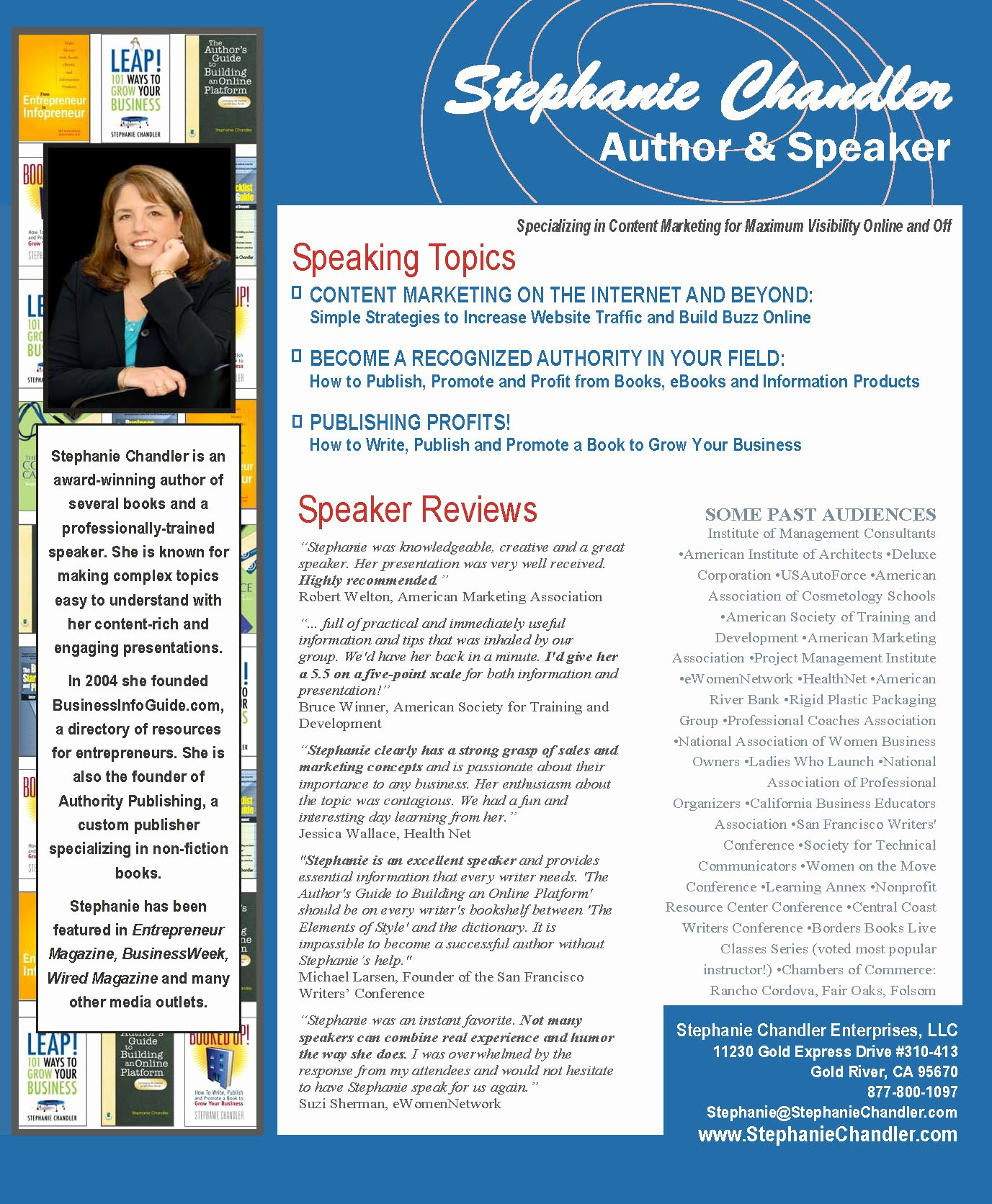 Be E A Professional Speaker How to Create A Speaker
