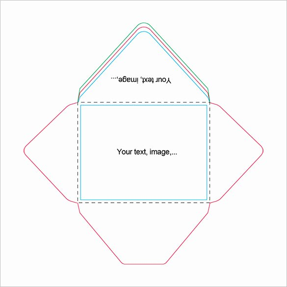 Beautiful A2 Envelope Templates – 13 Free Printable Word