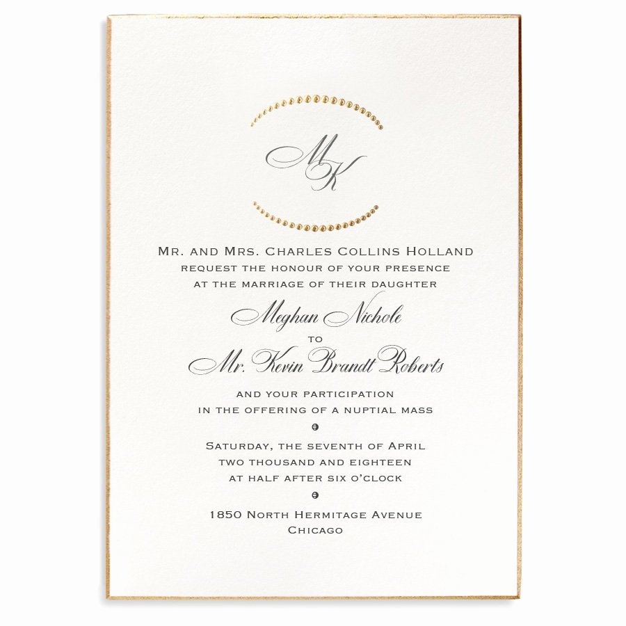 Bell Invito Blog formal Wedding Invitation Trends Do's