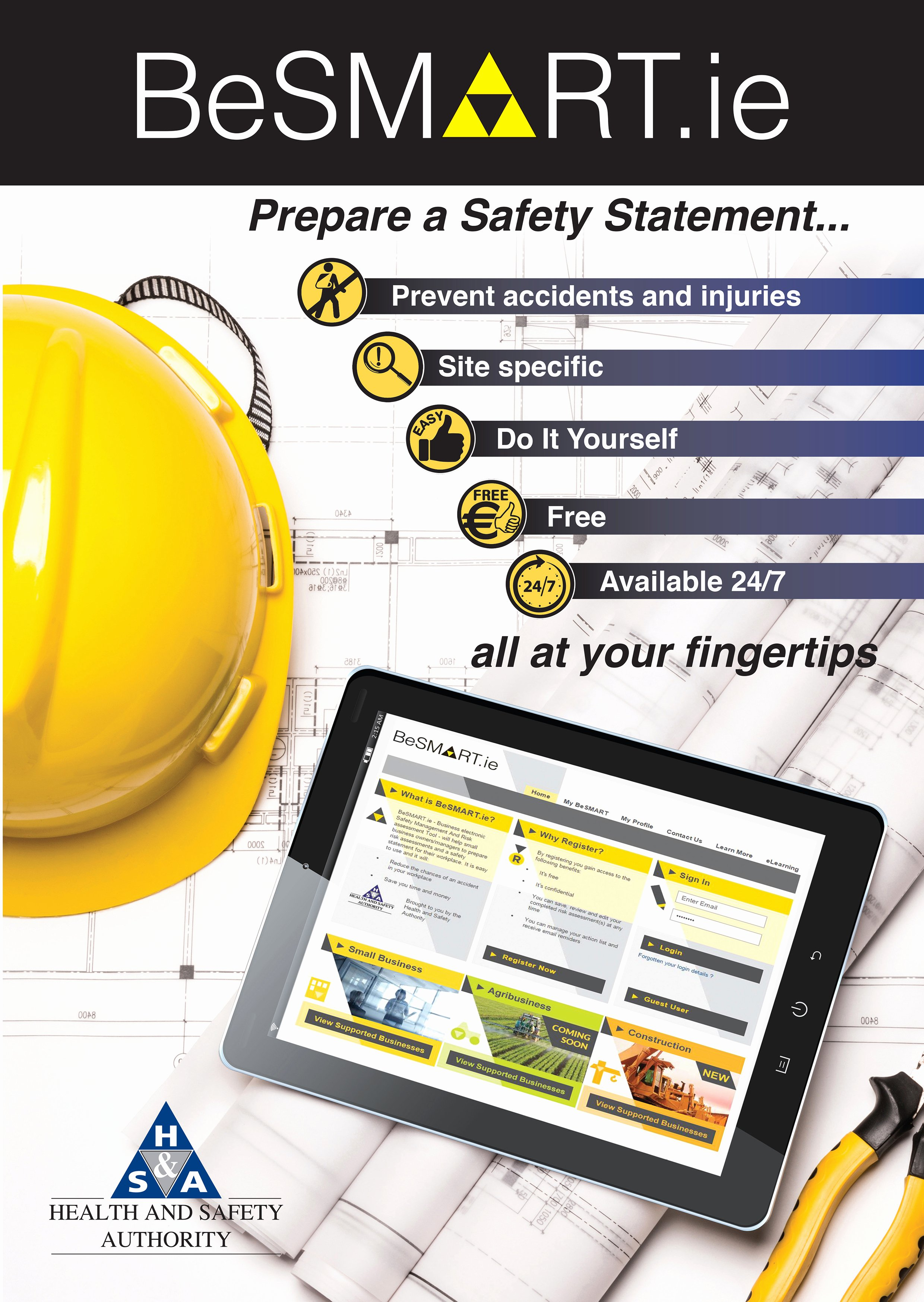 Besmart for Construction Health and Safety Authority