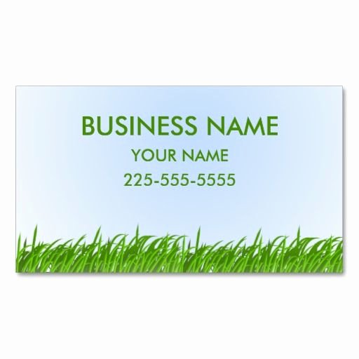 Best 138 Landscaping Business Cards Images On Pinterest