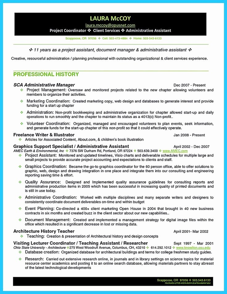 Best 25 Administrative assistant Job Description Ideas On