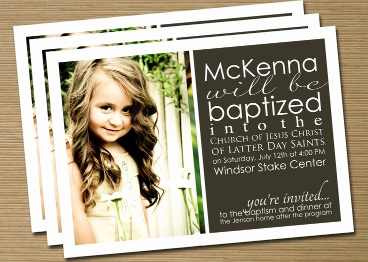 Best 25 Baptism Announcement Ideas Only On Pinterest