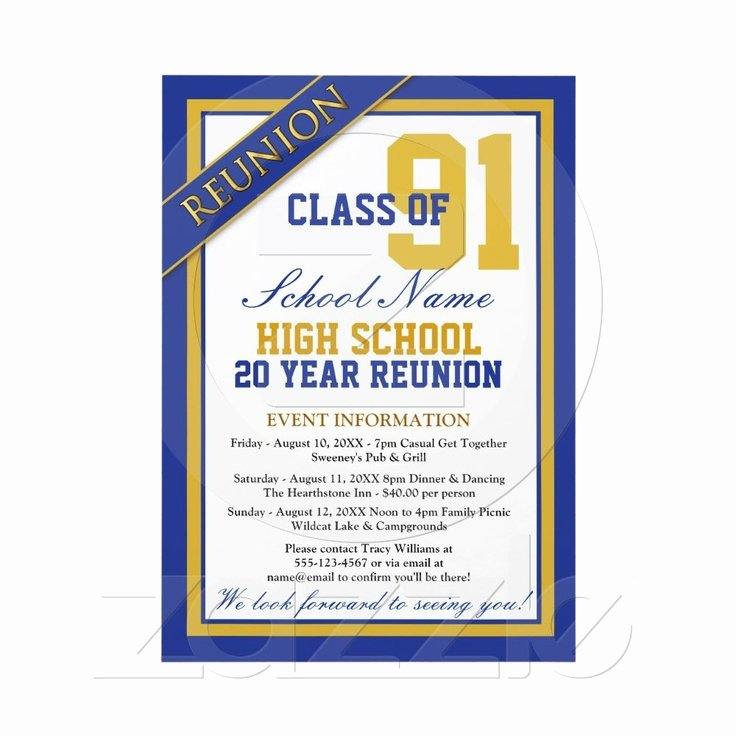 Best 25 Class Reunion Invitations Ideas On Pinterest