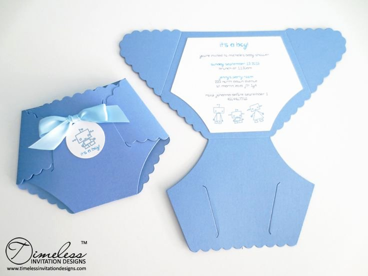 Best 25 Diaper Invitation Template Ideas On Pinterest