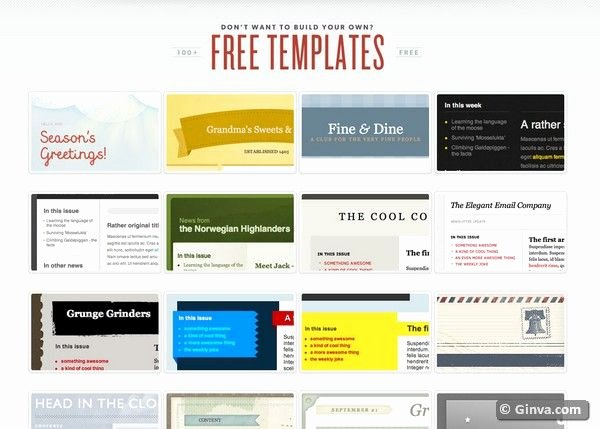 Best 25 Free Email Templates Ideas that You Will