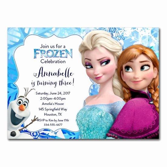 Best 25 Free Frozen Invitations Ideas On Pinterest
