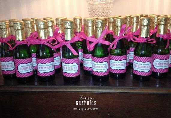 Best 25 Mini Champagne Ideas On Pinterest