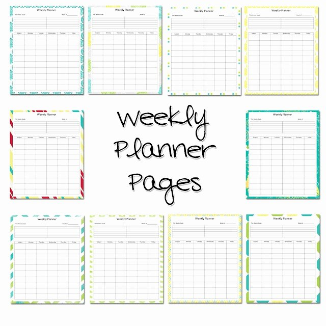 Best 25 Teacher Planner Free Ideas On Pinterest