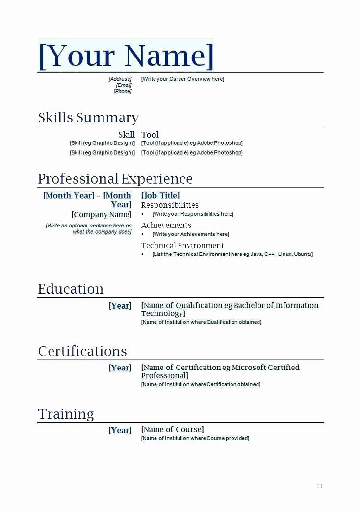 Best Acting Resume Template Make Your Own Resume Sas S