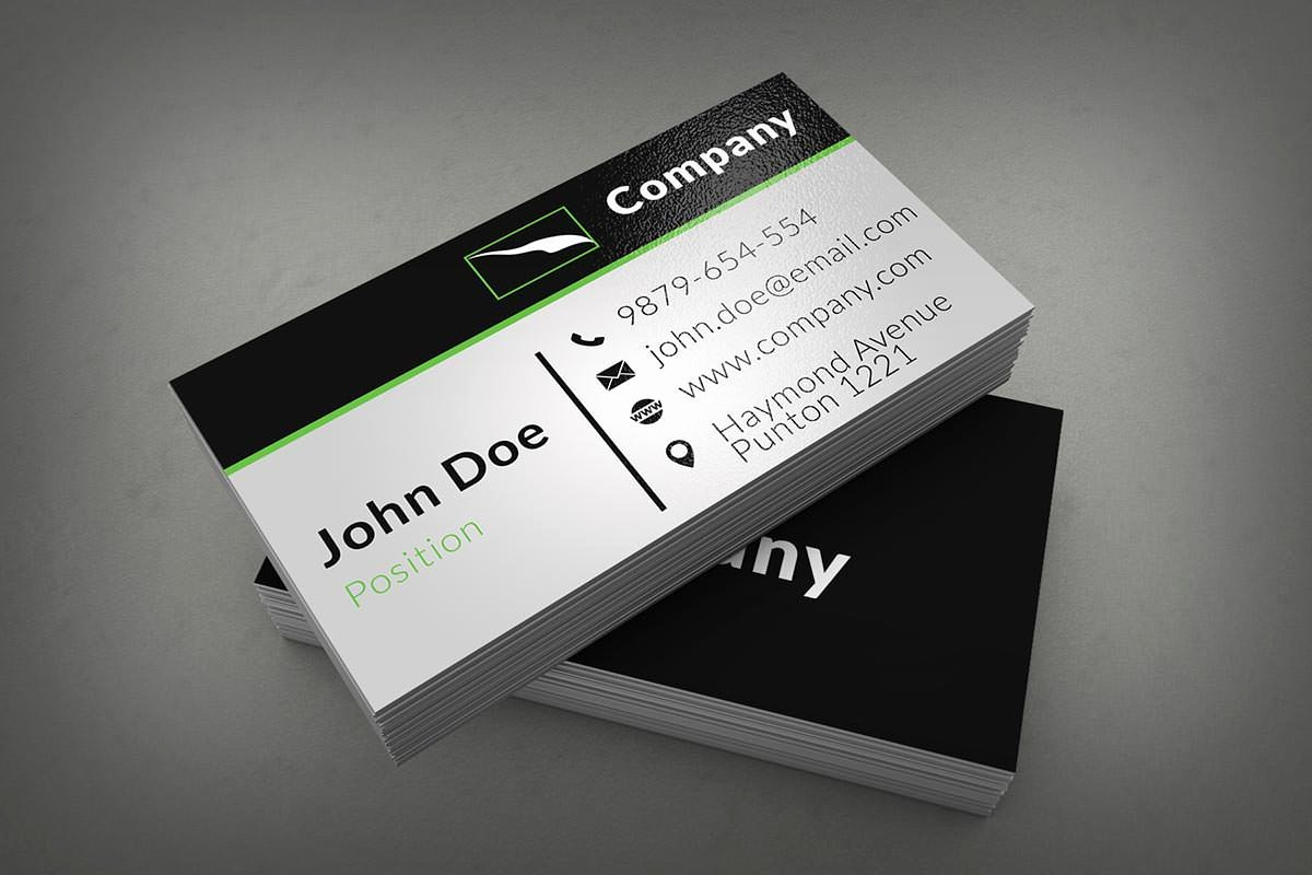 Best Business Card Templates 5 – Card Design Ideas