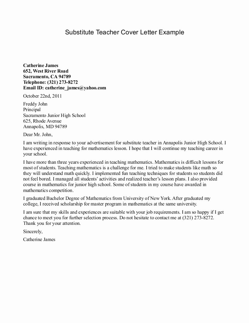 Best Cover Letter for Resume 2016 Samplebusinessresume